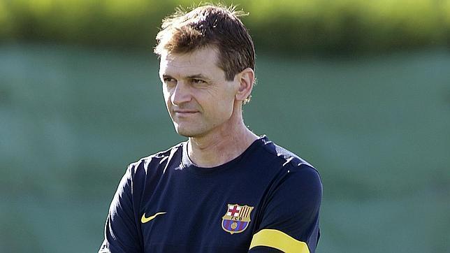 Tito Vilanova, el entrenador discreto