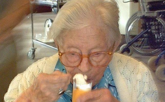La sangre de una anciana de 115 años desvela el «secreto de la longevidad»