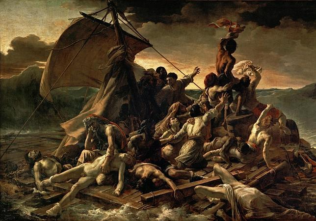 El naufragio de la fragata «Medusa» acabó en canibalismo y un escándalo en 1816