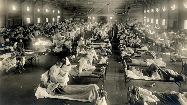 Toda la verdad sobre «la española», la gripe pandémica de 1918