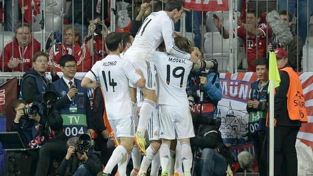 El Madrid humilla al Bayern y se clasifica para la final de la Champions