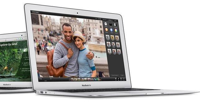Así es el nuevo MacBook Air: más barato y con un procesador más rápido