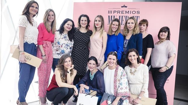 Los blogs «Personal Style», «Maquillaje y otras hierbas» y «Mi cesta de mimbre», Premios Mujer IT