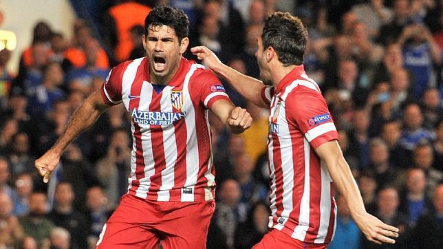 El Atlético se apunta a la fiesta del fútbol español