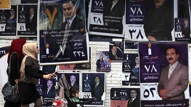 Irak acude a las urnas en medio de importantes medidas de seguridad