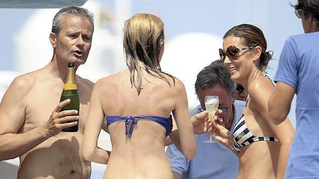 Javier Merino, condenado a pagar un millón y medio de euros