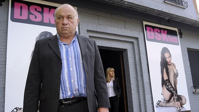 Strauss-Kahn denuncia al proxeneta que bautizó su burdel con las siglas DSK
