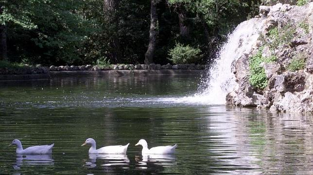 Parque de El Capricho de Alameda de Osuna