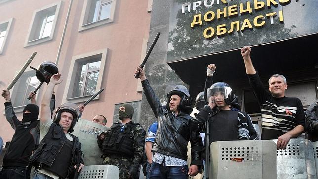 Ucrania restablece el servicio militar obligatorio para hacer frente a la amenaza rusa