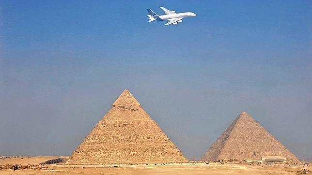 Desvelan el secreto de los egipcios para trasladar los bloques de piedra de las pirámides