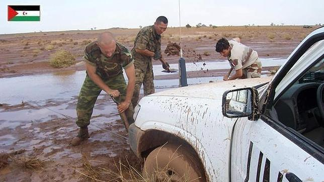 La ONU seguirá «de safari» en el Sáhara Occidental