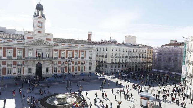 La ciudad legado de carlos iii el rey alcalde de madrid for Real casa de correos madrid