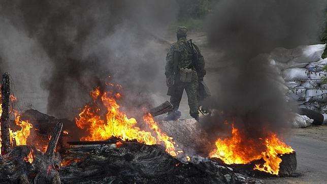 Kiev lanza una operación para tratar de recuperar Slaviansk