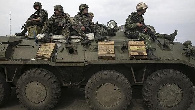 El Kremlin no ve ya posibilidad de arreglo pacífico en Ucrania