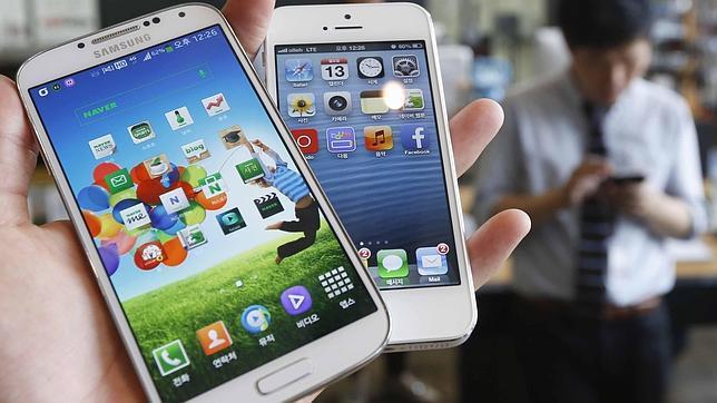 Un jurado dictamina que Samsung violó patentes de Apple por valor de 120 millones de dólares