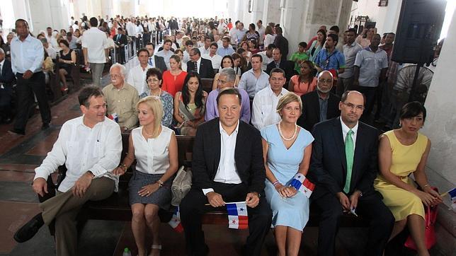 Tres candidatos podrían ganar las elecciones presidenciales de Panamá