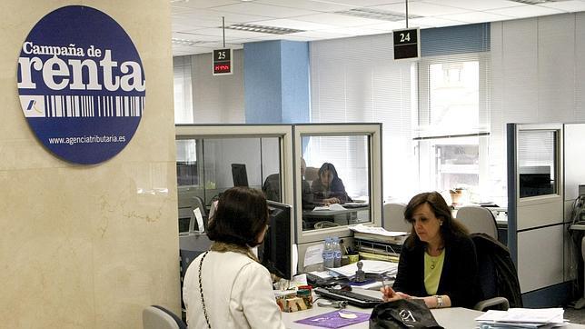 Renta 2013 este lunes empieza el plazo de solicitud de for Oficina tributaria madrid
