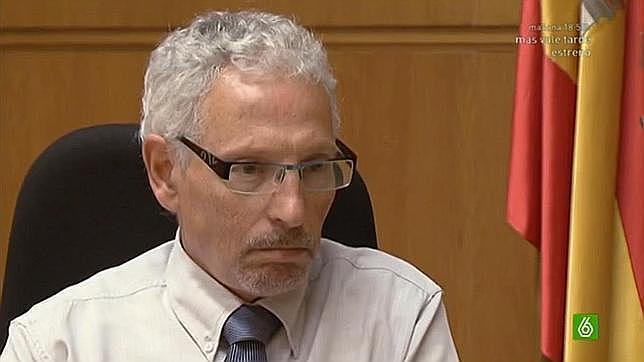 El juez Santiago Vidal, en una imagen de archivo