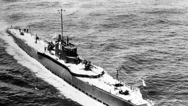 El submarino que fue destruido por un inodoro