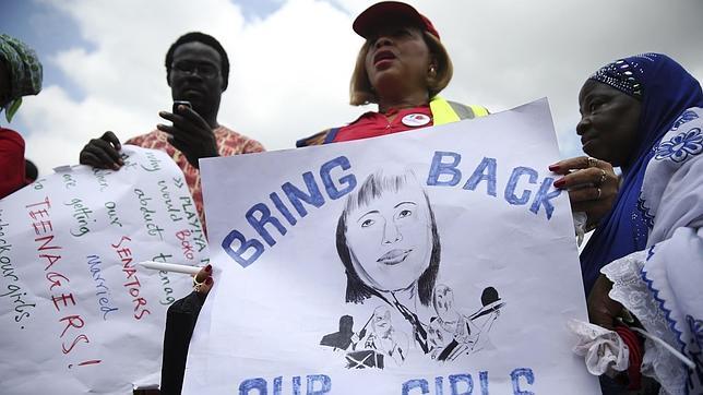 Milicianos de Boko Haram secuestran a otras ocho niñas en Nigeria