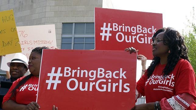Las madres de las niñas secuestradas por Boko Haram: «Apenas dormimos, nos sentimos enfermas»