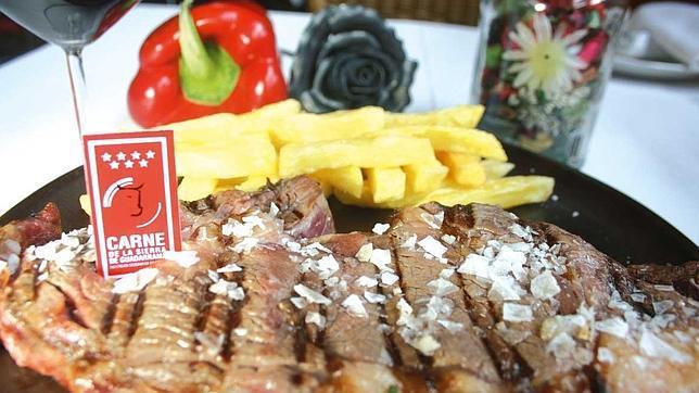 Los mejores lugares de madrid para comer carne de la - Terraza jardin felipe ...