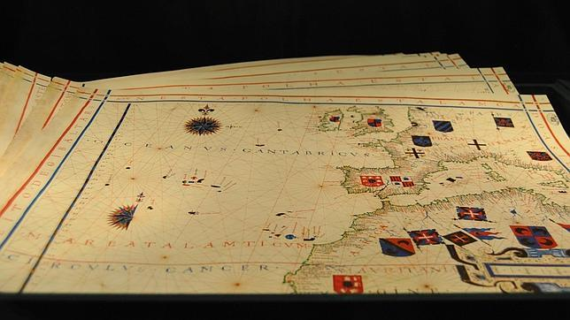 Los códices y atlas más importantes de la historia reunidos en Lisboa