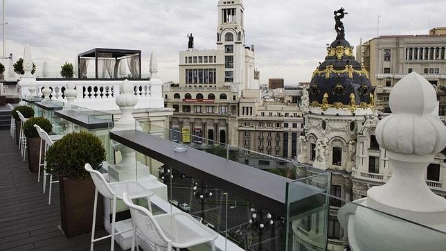 El hotel ada palace de la gran v a cerrado por desahucio for Hoteles gran lujo madrid