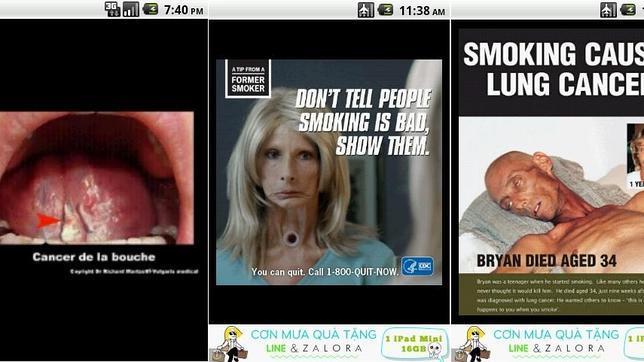Las mejores «apps» para dejar de fumar