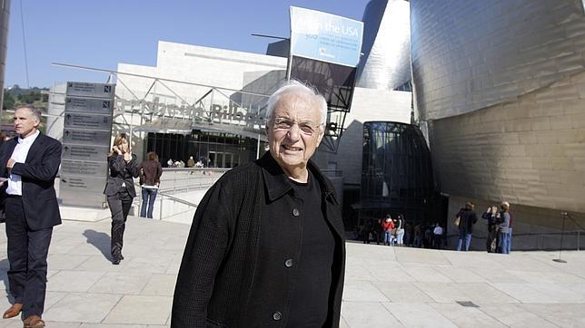 Frank gehry bilbao ha sido un punto de inflexi n en mi vida - Arquitectos en bilbao ...