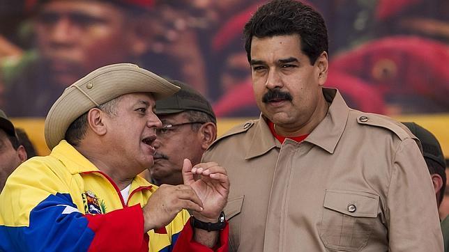 Diosdado Cabello denuncia que Estados Unidos le ha retirado el visado