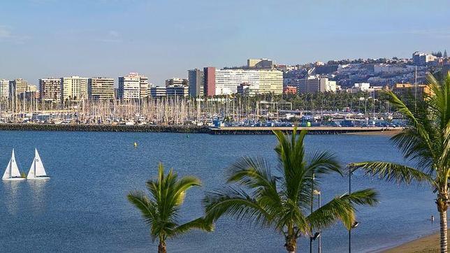Las palmas de gran canaria es la ciudad con el aire m s for Oficina de correos las palmas de gran canaria