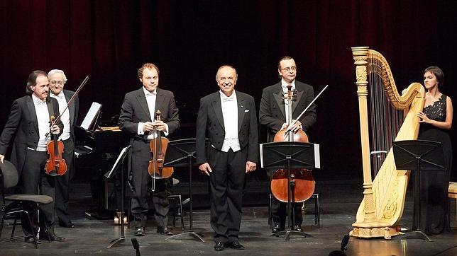 Leo Nucci, junto al Italian Chamber Ensembleleo