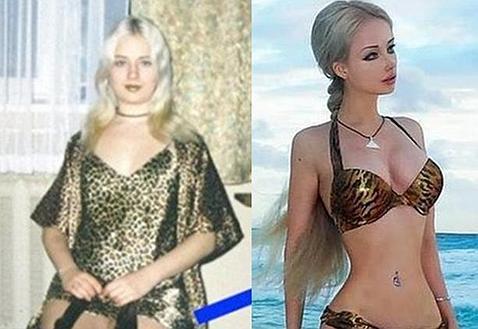 Lakshmi tatma antes y despues de adelgazar