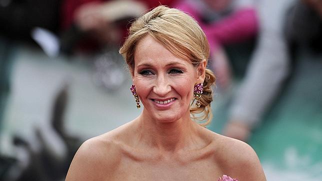 La creadora de Harry Potter, J. K. Rowling