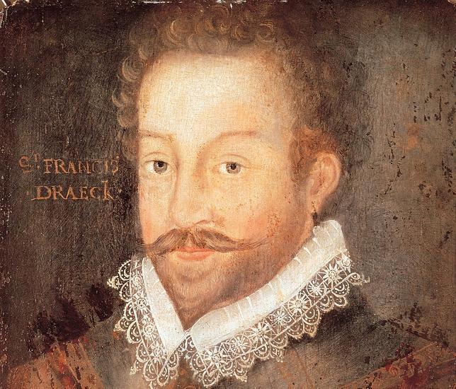 A la busca del ataúd de plomo que guarda los restos del pirata Francis Drake