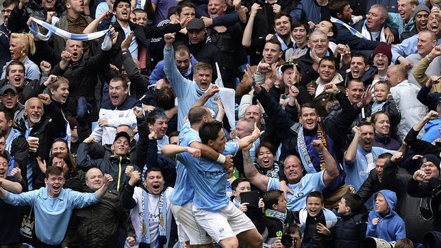 Manchester City, Premier League champion