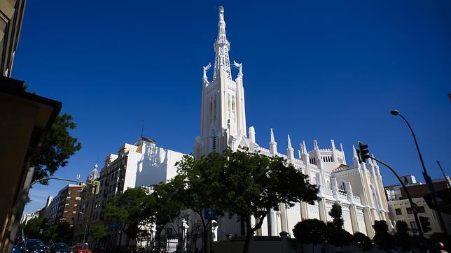 La iglesia de la Concepción de Nuestra Señora cumple su primer centenario