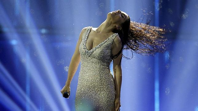 Eurovisión 2014: Así ha sido la actuación de Ruth Lorenzo