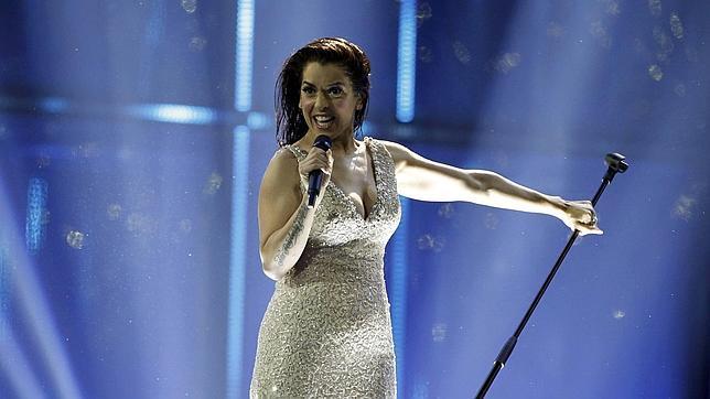 """Ruth Lorenzo, tras quedar décima en Eurovisión: """"Quiero volver a representar a España"""""""