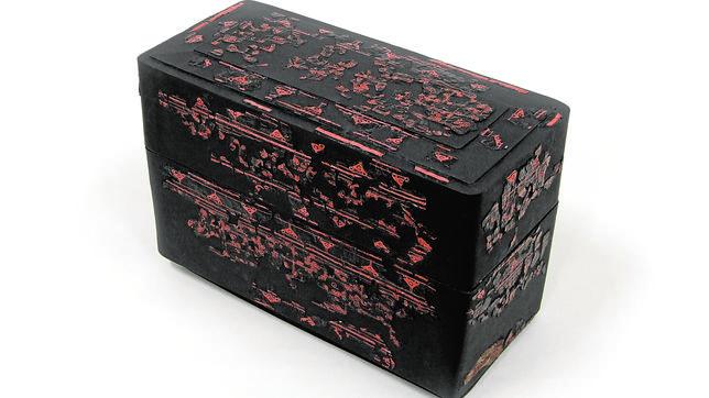 Las cajas lacadas traídas de China demuestran que hasta el mar Negro hubo contactos con el Imperio Romano