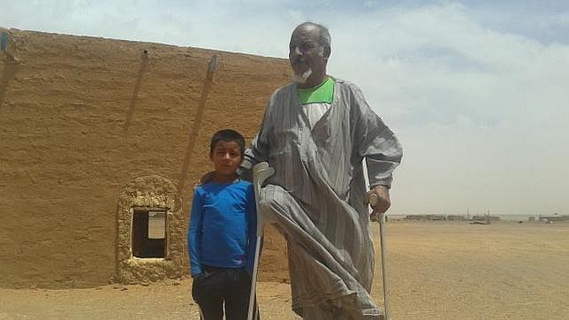 Millones de «cobardes» y dos metros de «vergüenza» para llegar al mar del Sahara