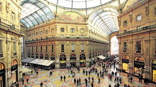 Milán, el cuadrilátero de oro de la moda