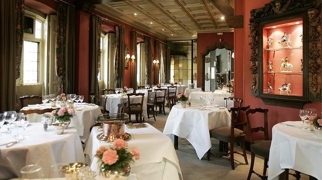 Diez restaurantes de madrid perfectos para darte un lujo for Cocinas de lujo madrid