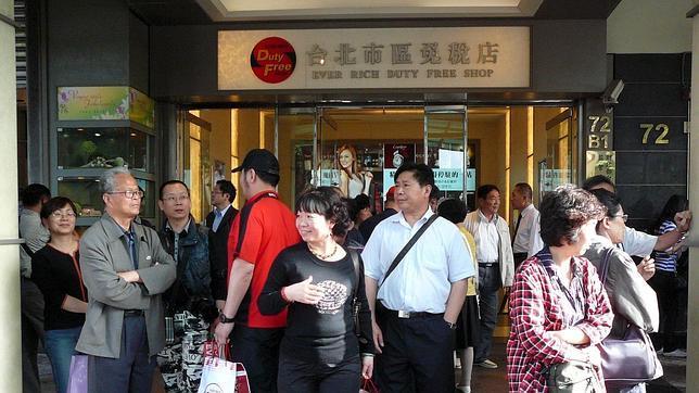 Las capitales europeas, a la caza del turismo chino