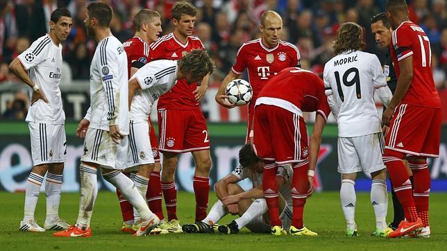La baja de Xabi Alonso en Lisboa, el dolor de cabeza de Ancelotti