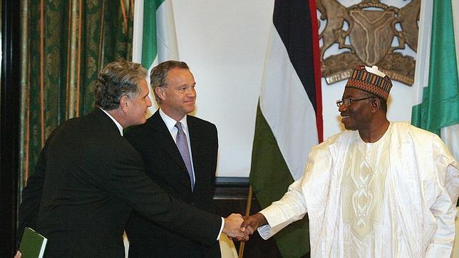 El presidente nigeriano excluye ahora canjear a las niñas por presos islamistas