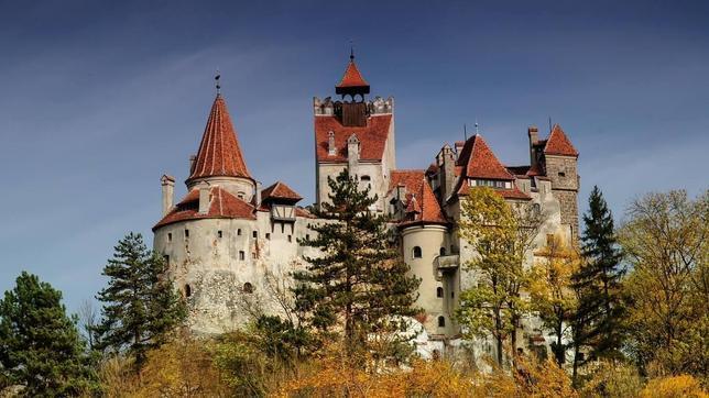 castillo de dracula en venta