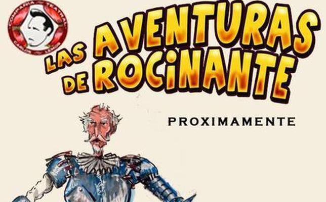 La Aventura De Leer Y Escribir Es Para Toda: Las «Aventuras De Rocinante» Llegan A Madrid Por San Isidro