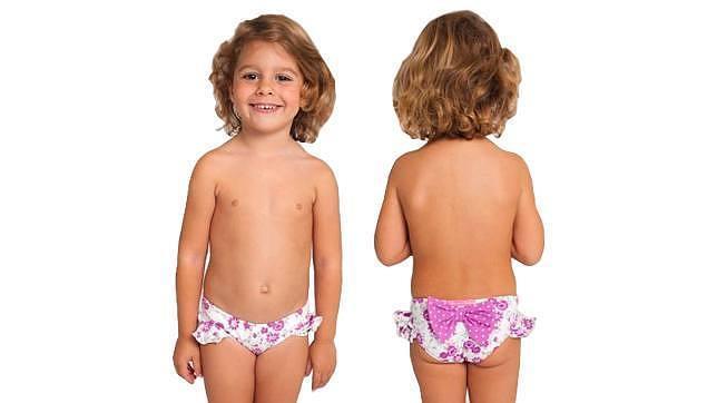 Lo último en moda de baño infantil - ABC.es